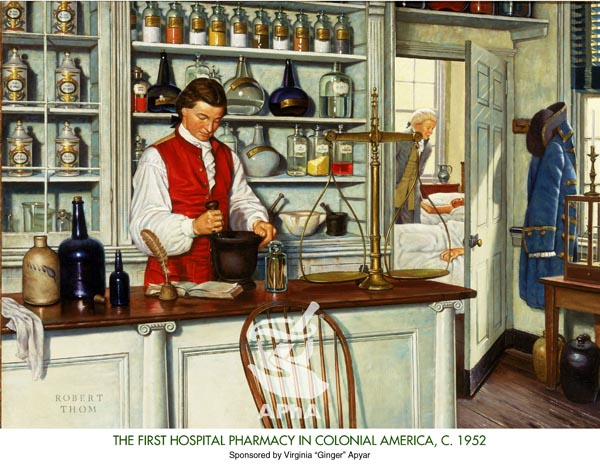 history of pharmacy History of the program there was a serious shortage of pharmacists in louisiana in the early fifties, and the need to serve was evident to many pharmacists in the state.